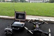 Drone pengintai bawah air nirawak karya prajurit wisudawan STTAL