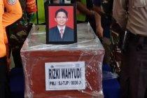 Dua jenazah korban Sriwijaya Air dimakamkan di Pangkalpinang