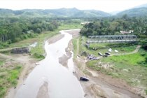 Gubernur perintahkan pembangunan jembatan setengah jadi di Aceh Besar