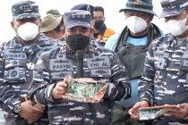 Operasi pencarian CVR Sriwijaya Air terkendala visibilitas