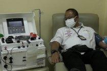Penyintas yang ketagihan donor plasma konvalesen
