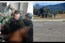 Kontak tembak di Intan Jaya Papua, seorang anggota TNI gugur
