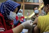 Tahap awal, Pemkot tangerang vaksinasi 198 nakes