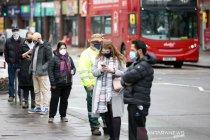 Inggris Raya laporkan 35.204 kasus COVID Delta daam sepekan terakhir