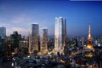Aman Residences dan Janu Tokyo soroti Proyek Perkotaan Toranomon-Azabudai