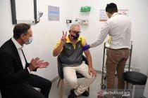 Australia abaikan target vaksinasi COVID terkait AstraZeneca