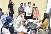Kemarin, vaksin COVID bagi guru PAUD hingga perbaikan tanggul Citarum