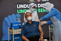 Malaysia menerima vaksin sinovac