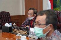 Perbaiki indeks korupsi, Mahfud minta masukan TII