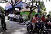 Pemkot Ambon terapkan CCTV thermal scan saat operasi yustisi
