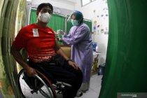 1,4 juta penduduk Indonesia telah divaksinasi COVID-19