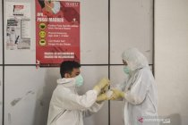 61.604 pasien COVID-19 yang dirawat di Wisma Atlet sudah sembuh