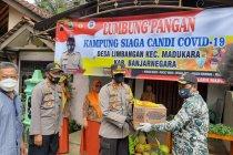 Polres Banjarnegara ajak warga sukseskan PPKM mikro