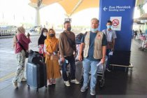182 PMI dari Malaysia pulang ke Surabaya