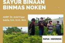 Personel Binmas Noken Polri berhasil tingkatkan kesejahteraan petani