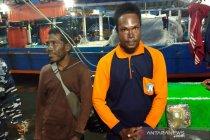 Dua awak KM Uty Star ditemukan di Pantai Kasuari Asmat