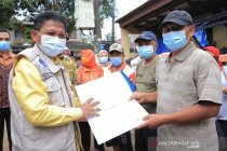 Pemkot Tangerang layani penggantian dokumen hilang akibat banjir