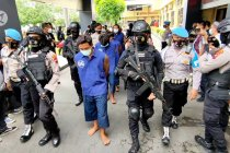 9 pelaku premanisme di Solo ditangkap, 10 lainnya diminta menyerah