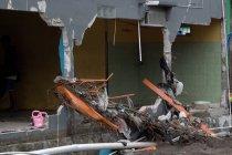 Tanggul Citarum jebol, 30 rumah hancur dan warga masih mengungsi