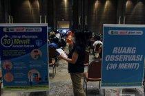 Sebanyak 2.286.123 orang Indonesia telah divaksinasi