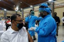 2.500 personel Polda Bali divaksin COVID-19 tahap kedua