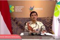 Wamenkes: Layanan kesehatan digital bentuk penyelarasan Society 5.0