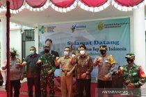 Menkes: Perlu gandeng TNI/Polri gencarkan pelacakan kasus COVID-19