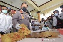 Polresta Banyuwangi tangkap sindikat pengedar uang palsu