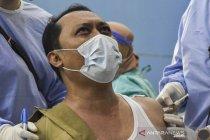 Vaksinasi COVID-19 untuk ASN unit pelayanan publik Kabupaten Bekasi