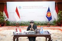 Soroti prinsip non-intervensi, RI dorong restorasi demokrasi Myanmar