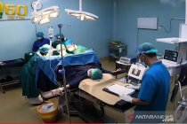 RS Ciremai TNI AD sukses operasi penderita penyakit fistula ani