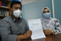 Hakim Pengadilan Niaga Semarang dilaporkan ke MA
