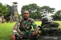 Pemain sepakbola AC Milan junior gabung prajurit TNI AD