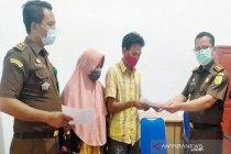 Kejari Barito Utara gunakan keadilan restoratif hentikan kasus KDRT