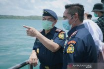 KKP tenggelamkan 10 kapal asing di Batam