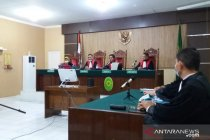 PN Pontianak tetap terapkan protokol kesehatan dalam persidangan