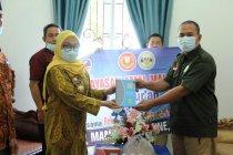 Yayasan Amal Malaysia serahkan 2.000 mushab Alquran ke Pemkab Mamuju