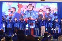 Polri tak beri izin keramaian KLB Partai Demokrat