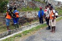 Tokoh Papua : Situasi Intan Jaya kondusif warga kerja bakti