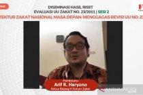 Forum Zakat gagas revisi UU 23/2011 tentang pengelolaan zakat