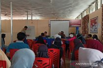 Penerima huntap korban gempa diajak sukseskan program relokasi mandiri