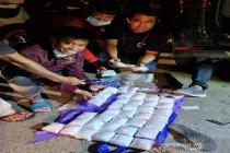 Polsek Tapin Utara tangkap pembawa sabu-sabu seberat 9,14 Kg