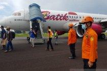 """Terhalang Batik Air, lima jadwal penerbangan di Bandara Jambi \""""cancel\"""""""