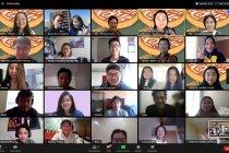 Mahasiswa Indonesia di AS galang donasi melalui lomba virtual