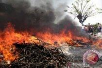 Polda Riau tahan 8 pembakar hutan dan lahan selama Januari-Maret 2021