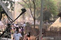 Warga Myanmar terus berunjuk rasa menentang kudeta militer