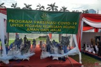 Kejagung fasilitasi vaksinasi COVID-19 untuk tahanan kejaksaan