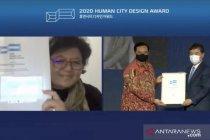 """Indonesia raih finalis \""""Human City Design Awards\"""" 2020 di Korsel"""