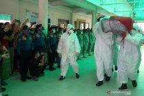 Gubernur Sumsel lepas jenazah bupati OKU dengan protokol COVID-19
