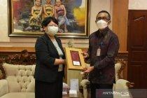 Konjen Jepang apresiasi program vaksinasi Denpasar